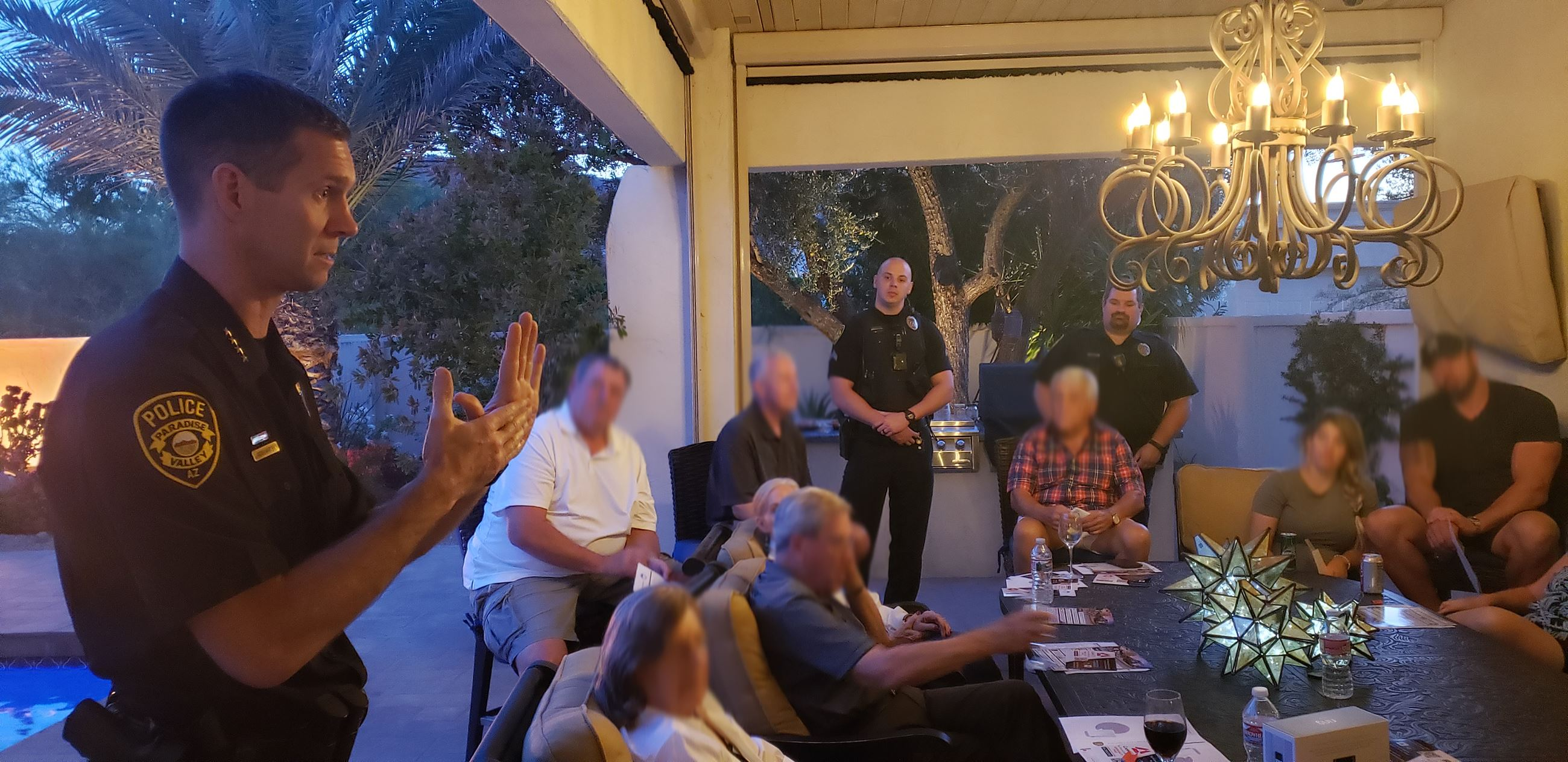 Coffee with a Cop - June 2019