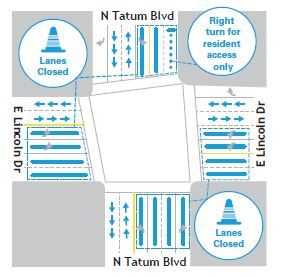 Tatum and Lincoln Lane Restrictions